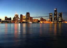 Detroit, a capital do automóvel