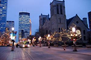 Minneapolis, a maior cidade de Minnesota