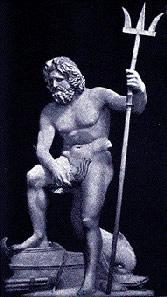 Netuno corresponde na mitologia grega a Poseidon
