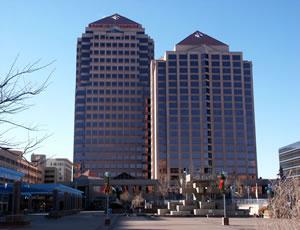 Albuquerque, a maior cidade do Novo México