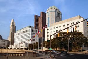 Columbus, a capital de Ohio