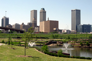 Oklahoma City, a capital do Oklahoma