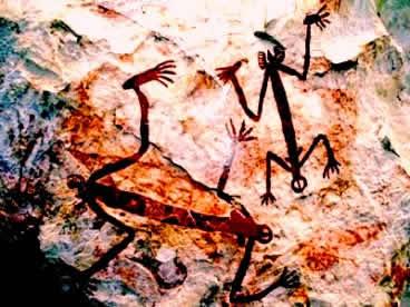 Pinturas rupestres, documentos imagéticos do Período Paleolítico