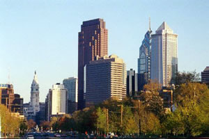 Philadelphia, a maior cidade da Pensilvânia