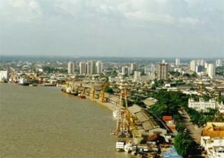 Belém é uma das maiores cidades do norte