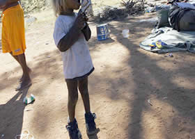 Em todo o mundo, cerca de um milhão de crianças se prostituem por ano