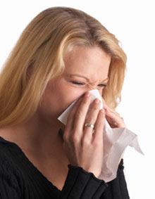 Resfriado: infecção das vias aéreas superiores