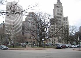 Providence, a capital de Rhode Island
