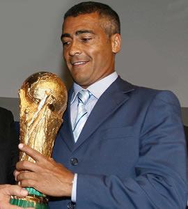 Romário - O grande astro da Copa do Mundo de 1994