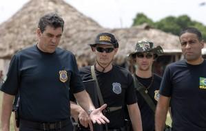 Polícias federais atuam na desocupação de Raposa Serra do Sol