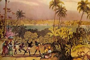 Sabinada, uma revolta promovida por escravos.
