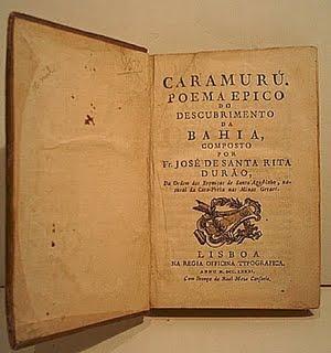 Caramuru - Obra de Santa Rita Durão