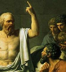 Sócrates deixou um grande legado na filosofia