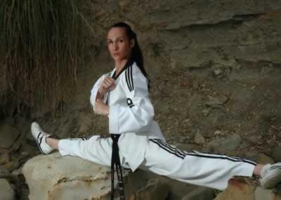 """Taekwondo - """"caminho dos pés, das mãos e dos espírito"""""""