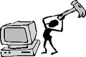 Estresse provocado pela limitação à tecnologia