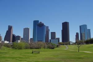 Houston, a maior cidade do Texas