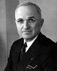 Presidente Harry S. Truman