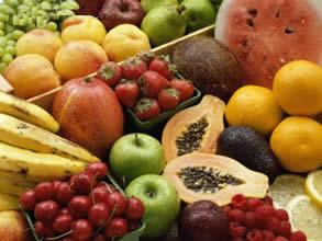 Uma dieta enriquecida em frutas previne o escorbuto