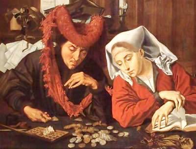 A burguesia medieval estava próxima dos valores que impediam o rápido acúmulo de capitais