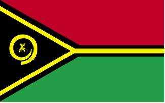 Bandeira de Vanuatu