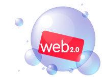"""Muitos acreditam que a Web 2.0 é a nova """"bolha"""" da internet."""