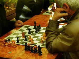 Xadrez - Um exemplo de esporte que não exige esforço físico