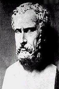 Segundo Xenófanes os deuses não têm e não podem ter semelhança humana