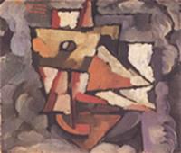 Tons e texturas estão presentes em pintura