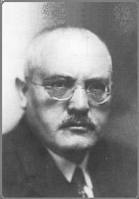 Fritz Haber, ganhador do Prêmio Nobel de Química (1918)