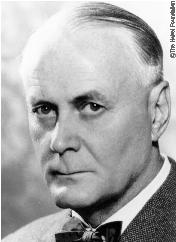 Ragnar Arthur Granit, ganhador do Prêmio Nobel de Física (1967)