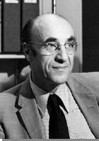 Roger Charles Louis Guillemin, um dos ganhadores do Prêmio Nobel de Fisiologia ou Medicina (1977)