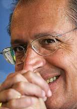 Político brasileiro Geraldo Alckmin