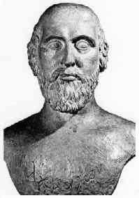 Alcmeão de Crotona, filósofo pré-socrático