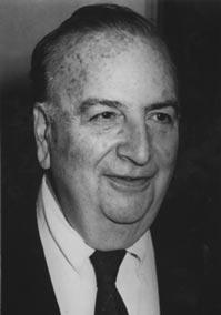 Baruj Benacerraf um dos vencedores do Prêmio Nobel de Medicina e Fisiologia