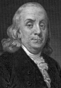 Benjamin Franklin: herói da independência norte-americana
