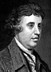 Edmond Burke, relevante político irlandês