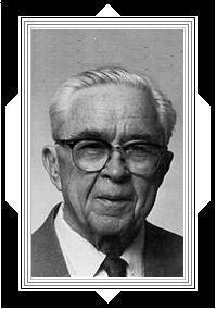 Edward Bok Lewis, co-vencedor do Prêmio Nobel de Fisiologia e Medicina (1995)