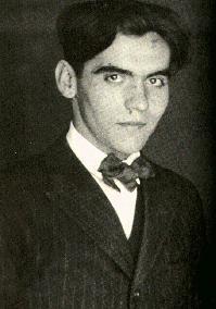 Retrato do poeta espanhol Federico García Lorca