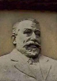 François-Benjamin-Joseph Hennebique é considerado o inventor do concreto armado na construção civil