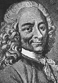 Filósofo iluminista François Marie Arouet