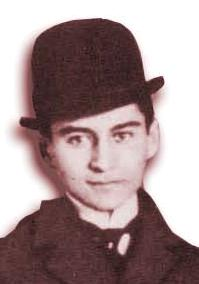 Franz Kafka, grande nome da literatura mundial