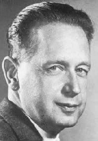 Hjalmar Agne Carl Hammarskjöld, Prêmio Nobel da Paz (1961)
