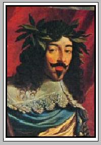 Rei Luís XIII, principal rei absolutista da França