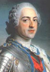 Rei Luís XV da França (1715-1774)