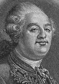 Rei Luís Augusto de Bourbon (1774-1792)