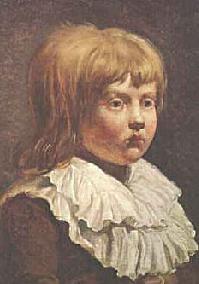 Rei Luís XVII, rei da França (1793 - 1795)