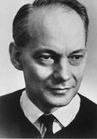 Manfred Eigen: um dos ganhadores do Prêmio Nobel de Química (1967)