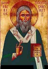 São Patrício, Apóstolo e Patrono da Irlanda