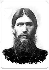 Rasputin, místico que tinha prestígio da corte de São Petersburgo