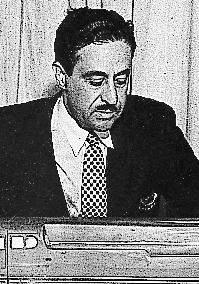 Raymond Fernand Loewy, considerado o pai do moderno projeto
